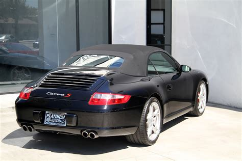 Search over 2,600 listings to find the best local deals. 2007 Porsche 911 Carrera S *** SPORT CHRONO PACKAGE *** Stock # 6259 for sale near Redondo Beach ...