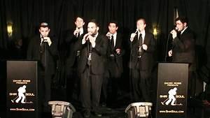 Jewish a cappella music group Shir Soul - American set ...