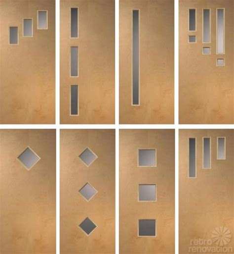 modern interior doors mid century doors galore 8 places to find midcentury modern entry 16454
