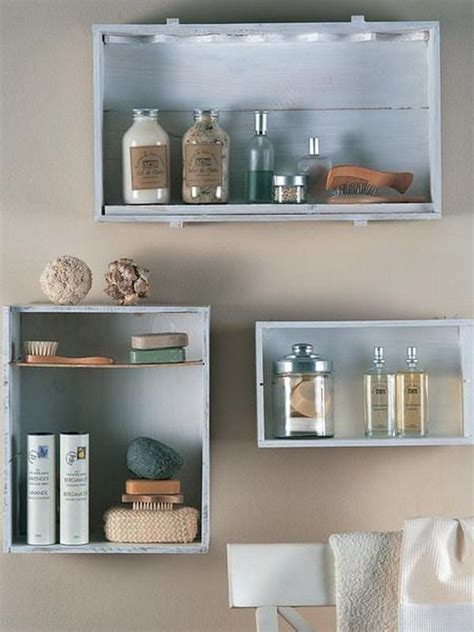 wall mounted box shelves  trendy variation  open shelves
