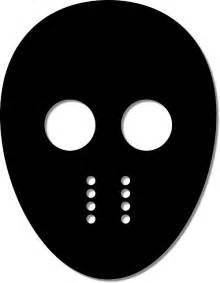 Jason Mask Friday 13Th · Free vector graphic on Pixabay