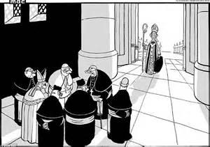 pope benedict xvi resigns mac cartoon daily mail