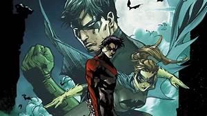 Nightwing Annual #1: Ex-Batgirl, Ex-Girlfriend - CraveOnline