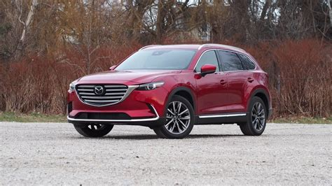 30 for sale starting at $33,350. Mazda CX-9: The Best SUV of 2020? - car and sound
