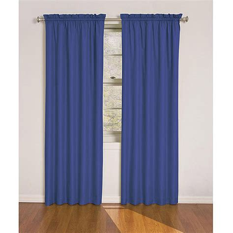 Blackout Window Curtains Walmart by Eclipse Kenley Blackout Window Curtain Panel