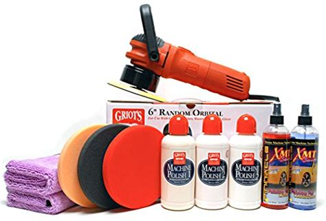 Griots Garage Ultimate Pad & Polish Kit  Products For