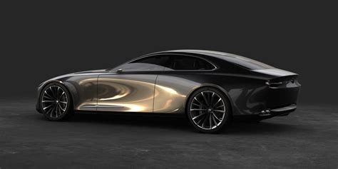 New Car Design : Mazda's Vision Coupe Named 'most Beautiful Concept Car Of