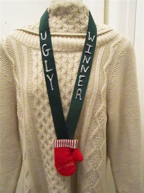 christmas party award ideas crafty planning tacky sweater