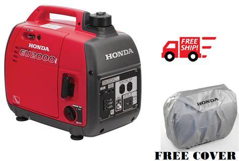 Honda Eu2000i Generator- Compact Power For Rv