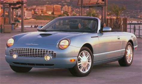 ford thunderbird review