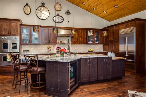center islands in kitchens rustic archives jm kitchen and bath 5166