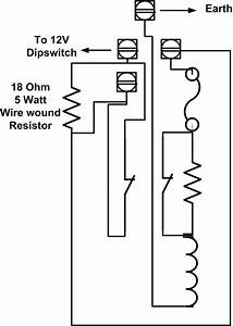 dipping solenoids With solenoid circuit