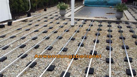 holzfliesen für terrasse punktlastplatte 18x18cm fundamentplatte f 195 188 r terrassenbau bodenpflege shop