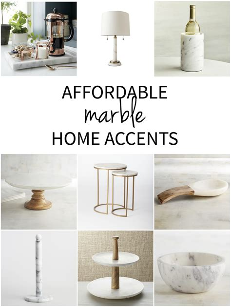 affordable home decor affordable marble home decor the chronicles of home