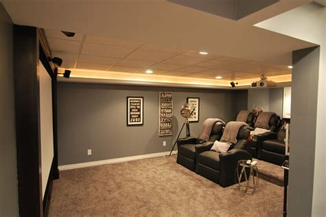 basement decorating ideas  family rooms traba homes