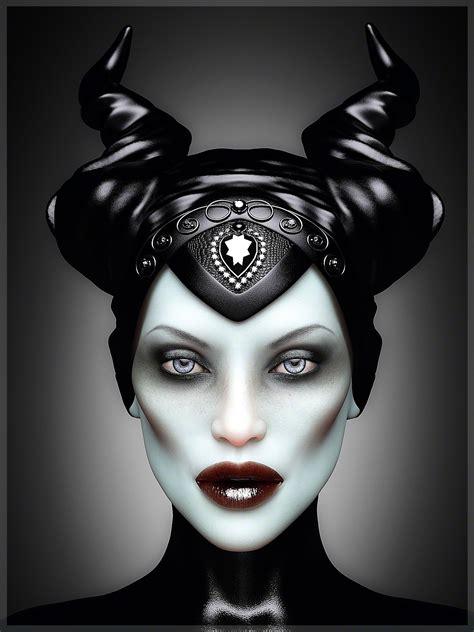 maleficent   eportscreations fan art fantasy