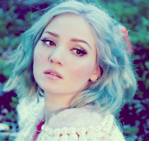 Light Blue Hair Pictures Photos And Images For Facebook