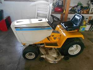 1987 Cub Cadet 1811 Lawn  U0026 Garden And Commercial Mowing