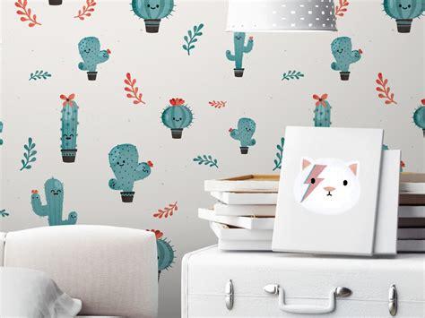 papier peint chambre garcon des papiers peints blancs aux motifs enfantins joli place