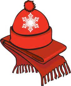 Image result for hat and gloves clip art