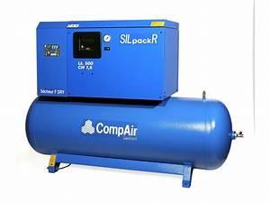 Accessoire Pour Compresseur D Air : compresseur pistons insonoris avec s cheur d 39 air ~ Edinachiropracticcenter.com Idées de Décoration