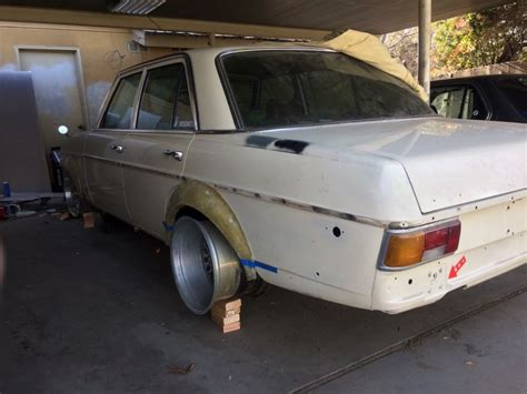 This car will have neither of those. Diverse Motors 's 1976 Mercedes-Benz 300D on Wheelwell