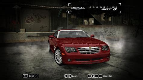 Chrysler Car : Need For Speed Most Wanted Cars By Chrysler