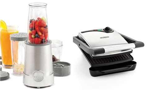 Hurry! Shop Bella Small Kitchen Appliances From $799