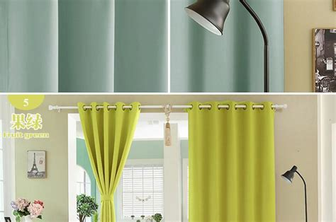Solid Color Thermal Insulated Blackout Curtains 8 Grommets Solid Color Drapes Modern Window Target World Map Shower Curtain Pvc Strips Supplier Best Blackout Curtains With Grommets How To Hang Rods Without Studs Rod Instructions Do You Install Shoe Hooks Black Nz