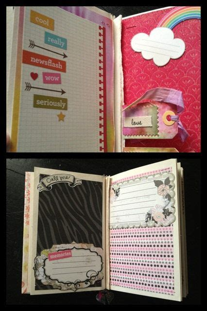 custom scrapbook bff theme journal smashbook