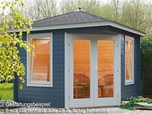 Gartenhaus Farbig Gestalten : gartenhaus julia 28 b gr e 3 00 x 3 00 m ~ Orissabook.com Haus und Dekorationen