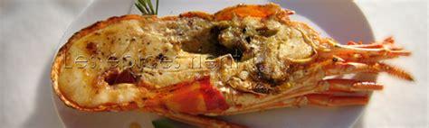 cuisiner la langouste queue de langouste à la fève de tonka cuisinosphère