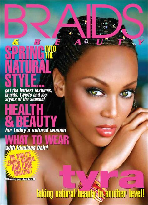 braiding hair magazines