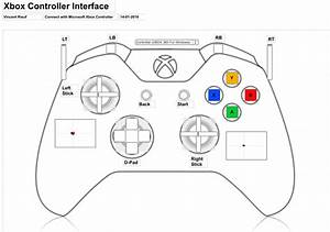 Xbox Controller Interface