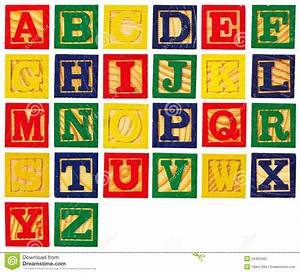 wooden letter blocks stock photography image 24405462 With blocks with letters on them