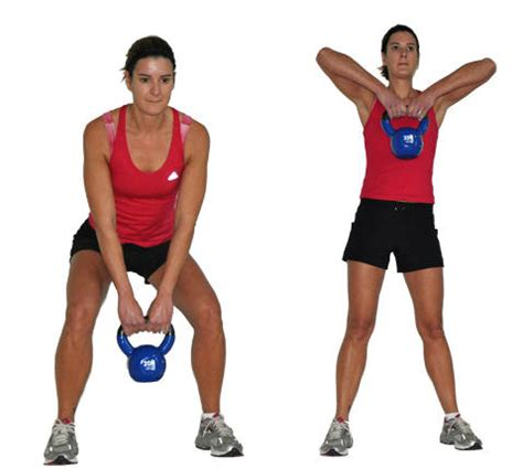 kettlebell pull exercises exercise squat row arm workout fitness biceps pulls upright bicep ups dumbbell curls fat push lift cable