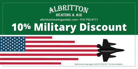 specials albritton heating air furnace repair air