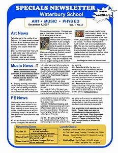 Specials Newsletters TECHNOLOGI INFORMATION
