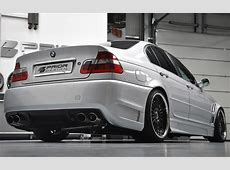 Prior Design Aerodynamic Body Kit for BMW E46 Limo