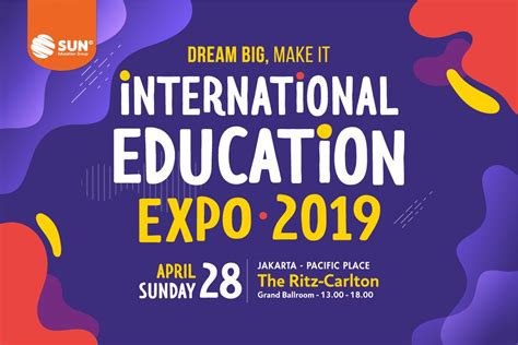 international education expo jakarta  sun education
