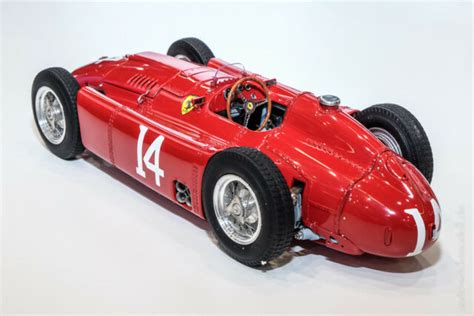 Ferrari diecast car toys & models with different scales & colors are for sale online, buy your favorite diecast ferrari models for your collection. 1956 Ferrari D50 GP France #14 Collins Diecast Model in 1 18 Scale by CMC M-182 for sale online ...