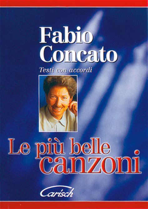 accordi fiore di maggio livres de chansons fabio concato partition fabio concato