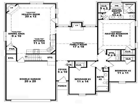 3 bedroom 3 bath house plans 3 apartment building plans house floor plans 3