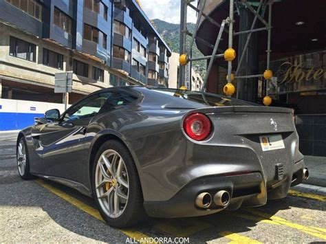 It born with the idea to upload on it the single clips that form the videos on my main channel (come visit it now. Ferrari F12 Berlinetta. Version grise en 2020   F12 ...