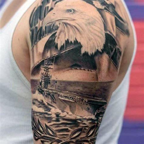 Top 90 Patriotic Tattoo Ideas — ️ 2020 Trend Update