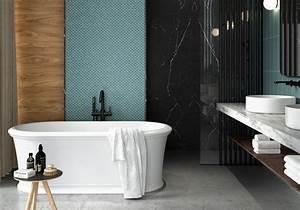 Abat Jour Salle De Bain : 35 salles de bains design elle d coration ~ Melissatoandfro.com Idées de Décoration