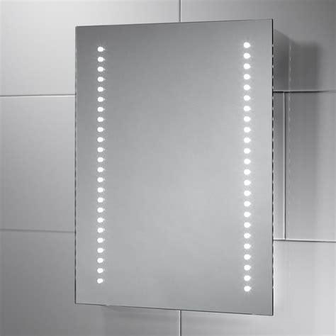 Battery Bathroom Mirror by Isla Battery Powered Led Mirror W 390mm X H 500mm X D 30mm