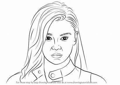 Draw Hailee Step Steinfeld Drawing Celebrities Tutorials