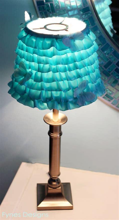 adorable diy lampshades