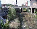 The Dequindre Cut Greenway, Detroit, Michigan | Livin' The ...